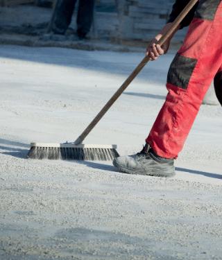 Nettoyage fin de chantier Bordeaux