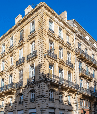 Nettoyage d'immeubles Bordeaux & Arcachon