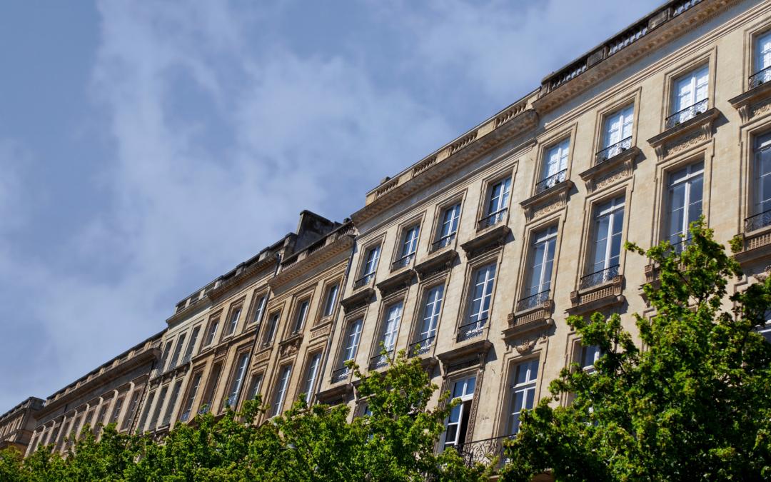 L'entretien des parties communes d'immeubles